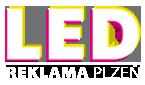 LED reklama Plze�